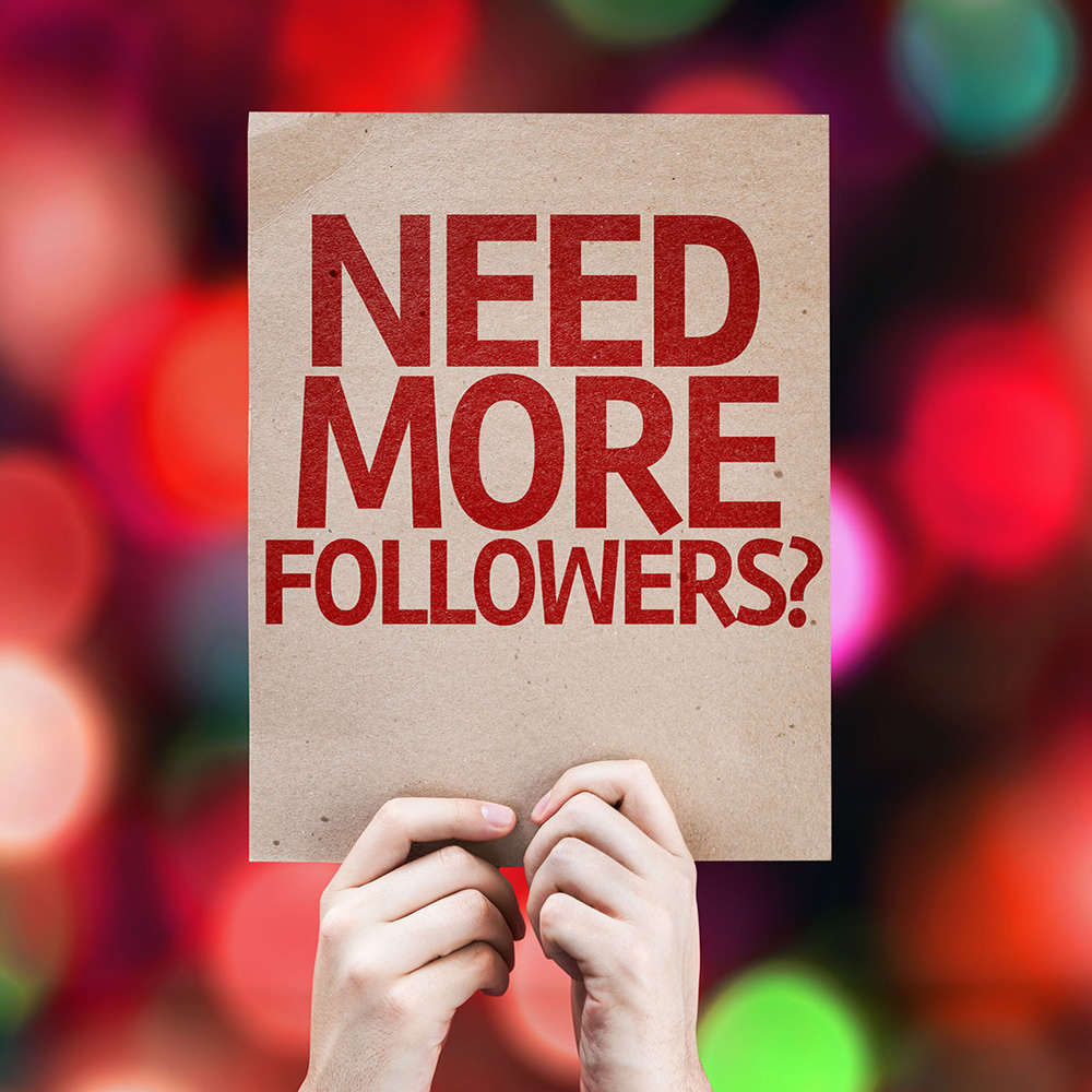 Increase Followers​