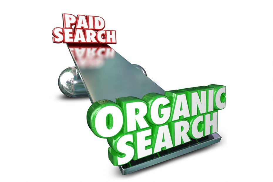 Organic SEO Search
