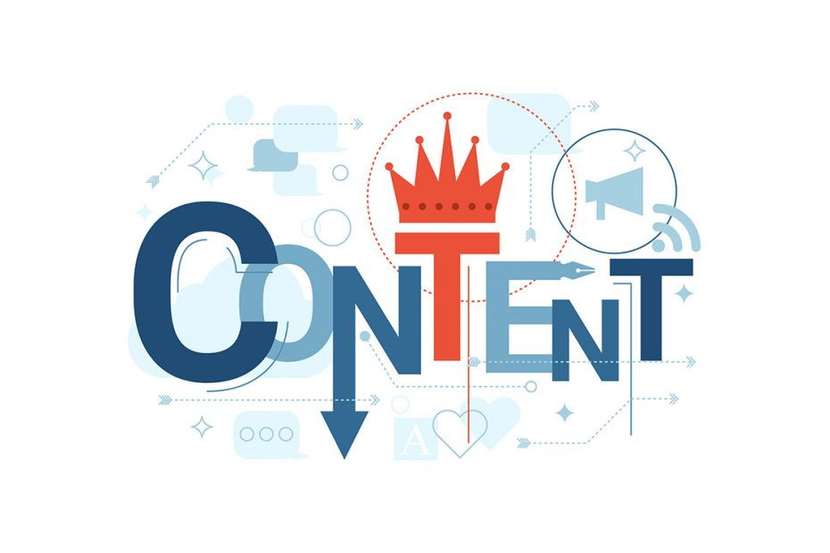 website content agency cardiff
