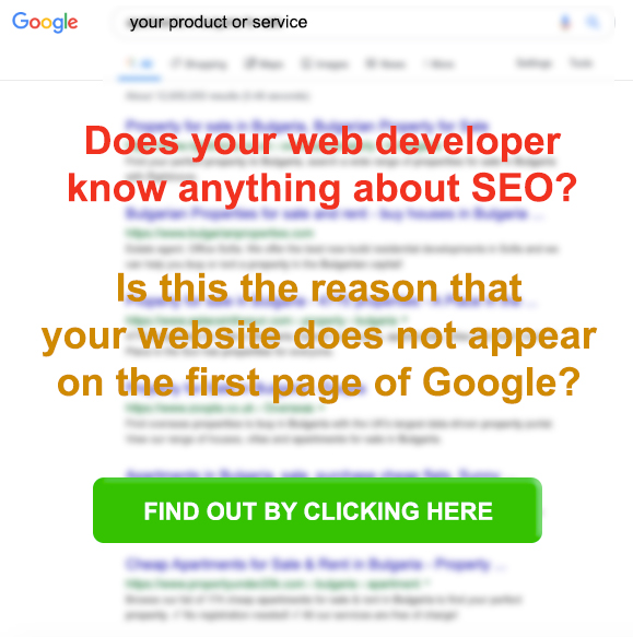 Does Your Web Developer Know Anything About SEO 2
